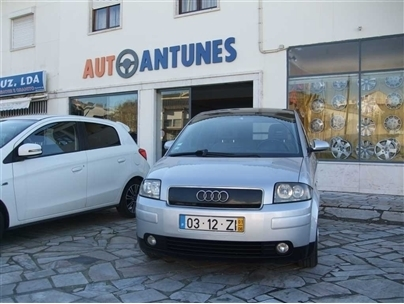 Audi A2 1.4 TDI Attraction (75cv) (5p)