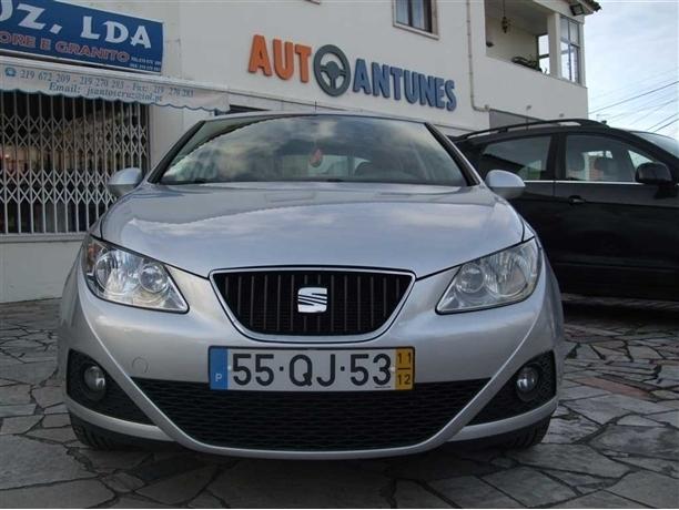 Seat Ibiza 1.6 TDi Reference DPF (90cv) (5p)