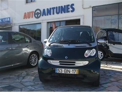 Smart Fortwo Grandstyle cdi 41 (41cv) (3p)