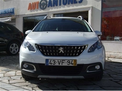 Peugeot 2008 1.6 BlueHDi Allure (100cv) (5p)