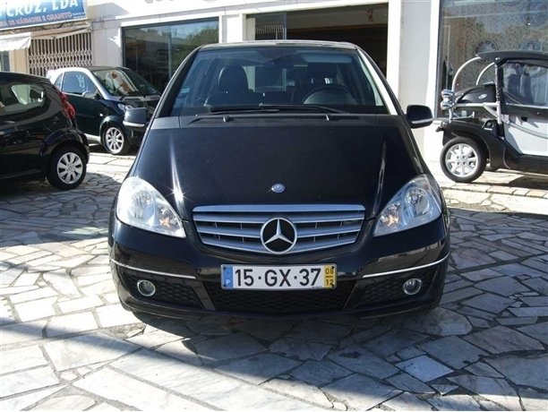 Mercedes-Benz Classe A 150 Avantgarde (95cv) (5p)