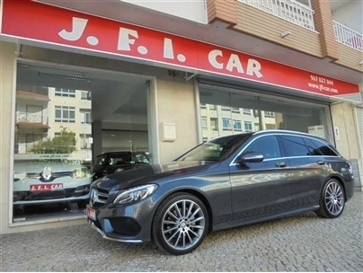 Mercedes-Benz Classe C 220 BlueTEC AMG (170cv) (5p)
