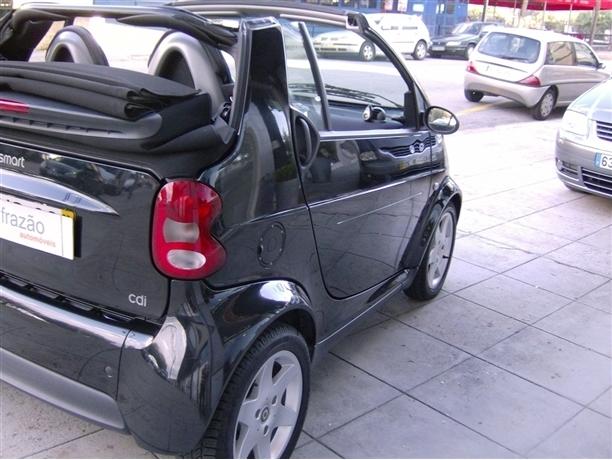 Smart City Cabrio 0.8 Cdi 41Cv 1Dono Cabrio Pulse