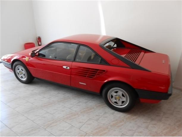 Ferrari Mondial 8 F108ALQ 1 Só Dono Impecável