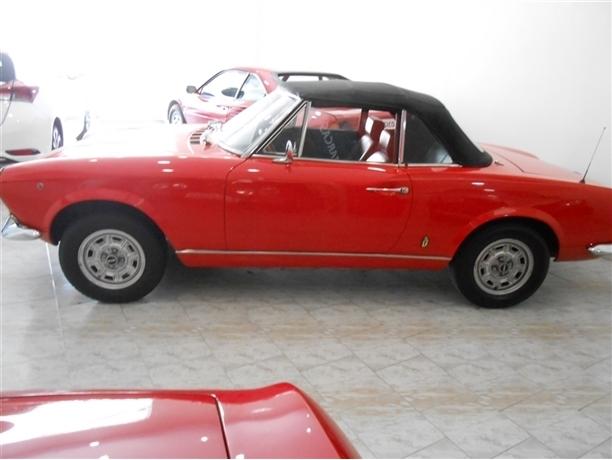 Fiat 124 CS1 Spider Cabrio 1Só Dono Impecável