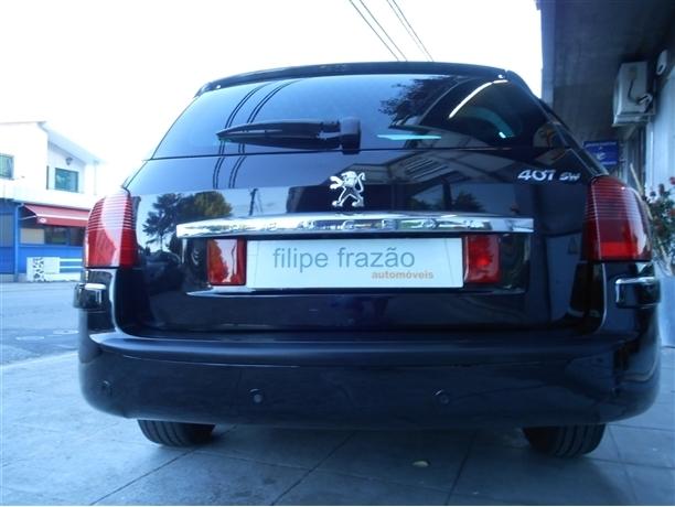 Peugeot 407 1.6HDINavtecNacional1DonoImpecável