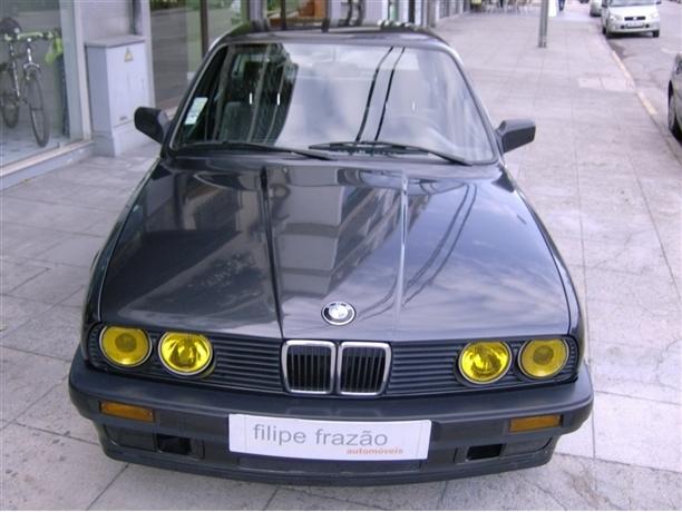 BMW Série 3 318i 5P 1Dono E30 Clássico