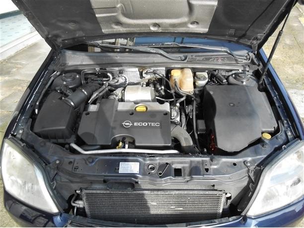 Opel Vectra 2.0DTi Cosmos Sport 101Cv 5P 1Só Dono Impecável Nacional 2003