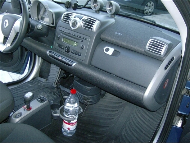 Smart Fortwo Cabrio 0.8 Cdi 45Cv 1Dono Cxa F1 Pulse Brabus