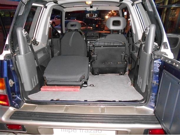Suzuki Vitara 1.9TD JLX Cabrio Hard-Top 4x4 S-Especial Nacional 1Dono Impecável 1999/12