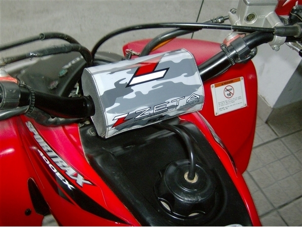 Honda 400EX 1SóDonoSportaxMarchaTras