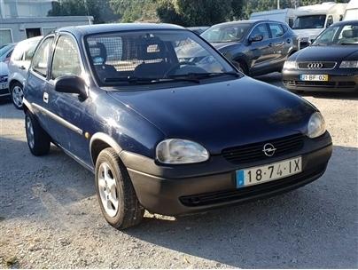Opel Corsa 1.7 D Janelas (60cv) (3p)