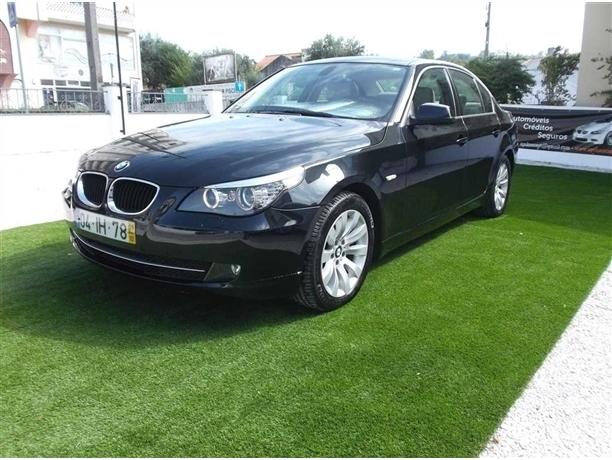 BMW Série 5 520 dA Executive (177cv) (4p)