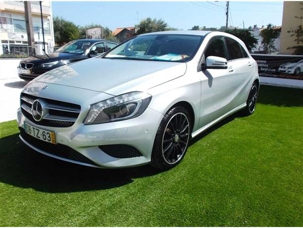 Mercedes-Benz Classe A 180 CDi BlueEfficiency