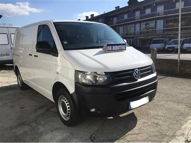 Volkswagen Transporter 2.0TDI 115CV c/A.C. IVA DEDUTIVEL