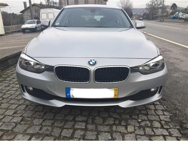 BMW Série 3 316 d Touring (116cv) (5p)