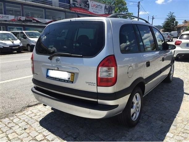 Opel Zafira 2.0 DTi Elegance (100cv) (5p)