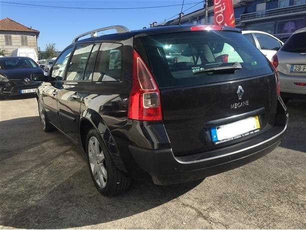 Renault Mégane Break 1.5 dCi Dynamique (105cv) (5p)