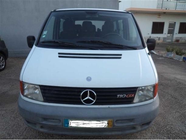 Mercedes-Benz Vito 9 Lugares
