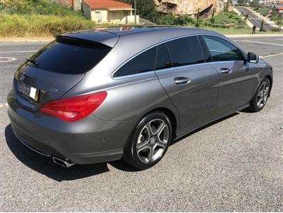 Mercedes-Benz Classe CLA 200 CDI (VIATURA NACIONAL)