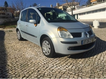 Renault Modus 1.2 Dynamique Luxe (Viatura Nacional)