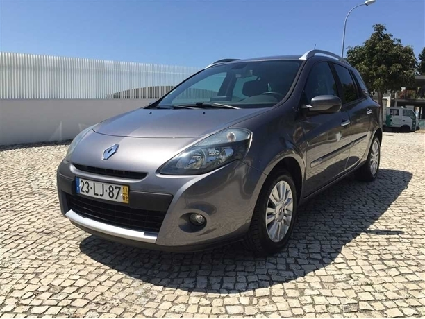 Renault Clio Break 1.2 16V Dynamique S (75cv) (5p)