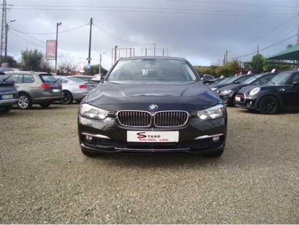 BMW Série 3 320 d Touring Line Luxury (190cv) (5p)