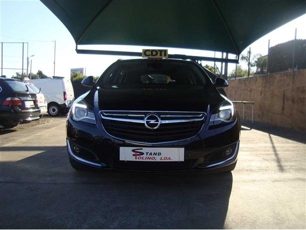 Opel Insignia 2.0 CDTi Executive S/S (140cv) (5p)