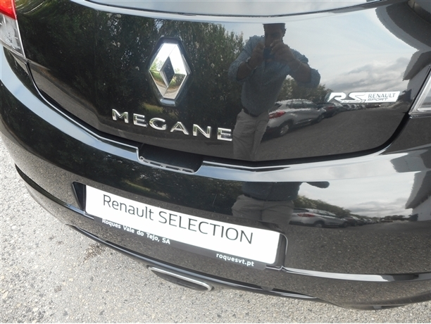 Renault Mégane Coupé 2.0 T RS (265cv) (2p)