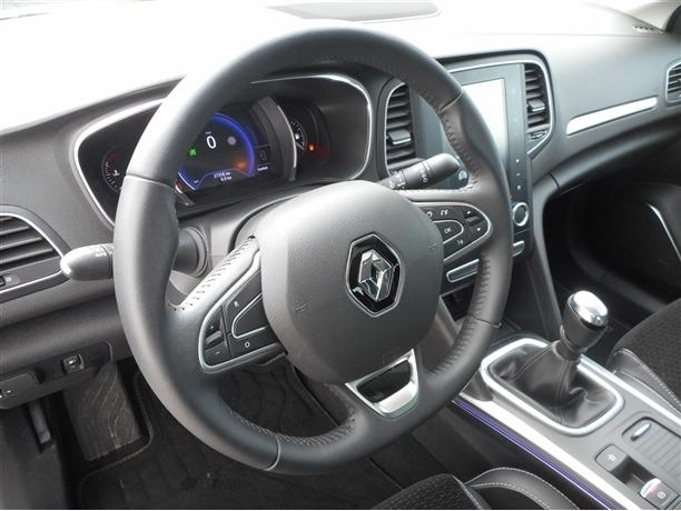 Renault Mégane Grand Coupé 1.5 Blue dCi Executive (115cv) (5p)