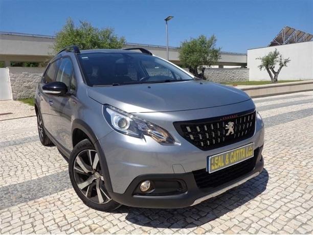 Peugeot 2008 1.6 BlueHDi GT Line (120cv) (5p)