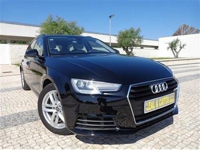 Audi A4 Avant 2.0 TDI AVANT 150cv C/ Pele e GPS 5p