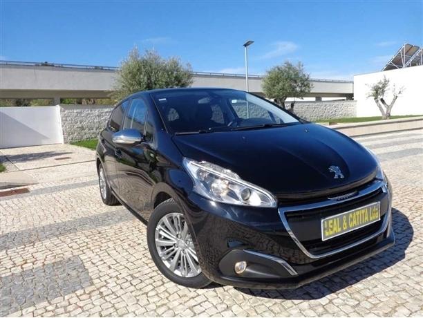 Peugeot 208 1.6 BlueHDI Style75cv 5p