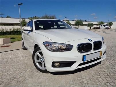 BMW Série 1 D 116cv EfficientDynamics C/GPS 5p