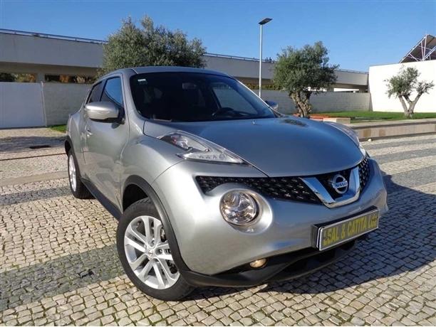 Nissan Juke 1.5 DCI N-Connecta 110cv C/GPS