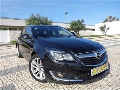 Opel Insignia ST 2.0 CDTI Cosmo 140cv C/GPS