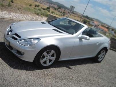 Mercedes-Benz Classe SLK 200 K Auto. (163cv) (2p)
