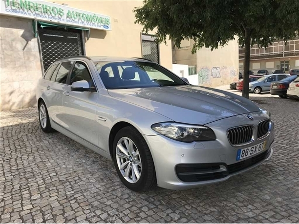 BMW Série 5 525 d Auto (218cv) (5p)