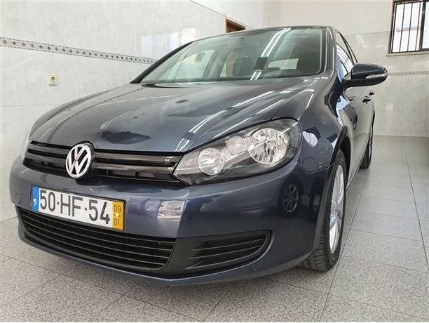 Volkswagen Golf 2.0 TDi Confortline (110cv) (5p)