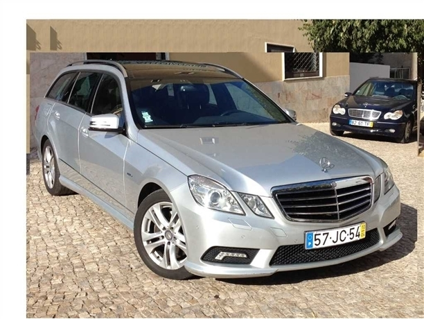 Mercedes-Benz Classe E 250 CDi Avantgarde BlueEf. Auto. (204cv) (5p)