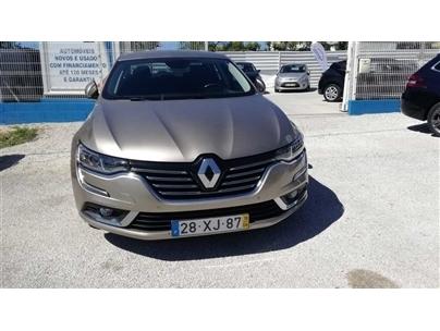 Renault Talisman 1.6 dCi Intens (130cv) (4p)