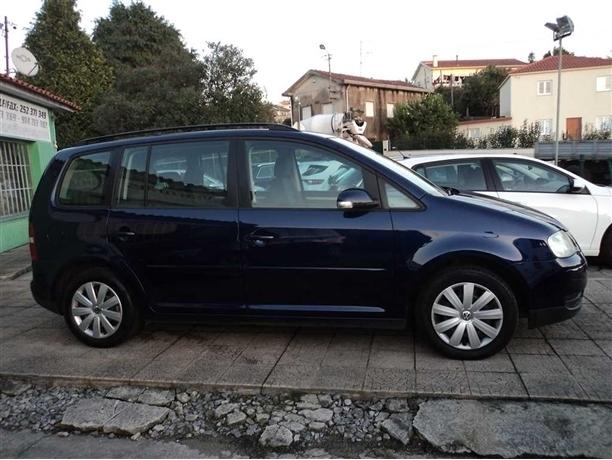 Volkswagen Touran 2.0 TDi Trendline 7L (140cv) (5p)