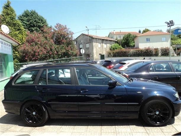 BMW Série 3 320D Touring 190 CVS