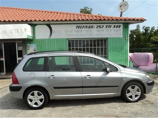 Peugeot 307 Break 1.4 HDi XS Premium (70cv) (5p)