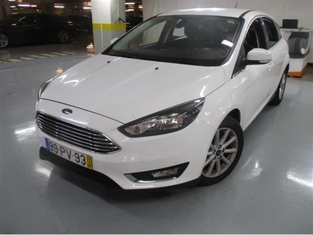 Ford Focus 1.5 TDCi Titanium (120cv) (5p)