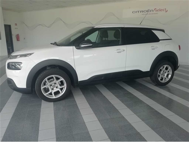 Citroen C4 Cactus CATUS 1.2 FEEL 110 EAT6 (CX.AUTOMATICA)