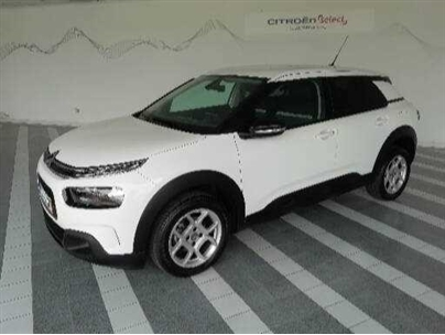 Citroen C4 Cactus 1.2PT 110CV S&S EAT6 FEEL CX. AUTO.##VENDIDO##