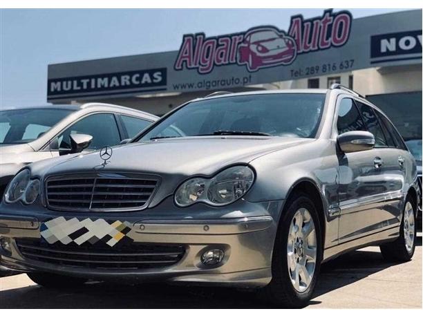 Mercedes-Benz Classe C 220 CDi Elegance Aut. (150cv) (5p)