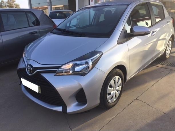 Toyota Yaris 1.0 VVT-i Active+AC (69cv) (5p)