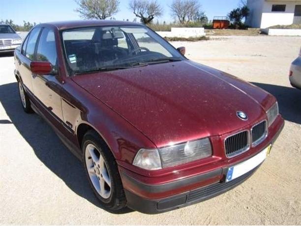 BMW Série 3 325 td (115cv) (4p)